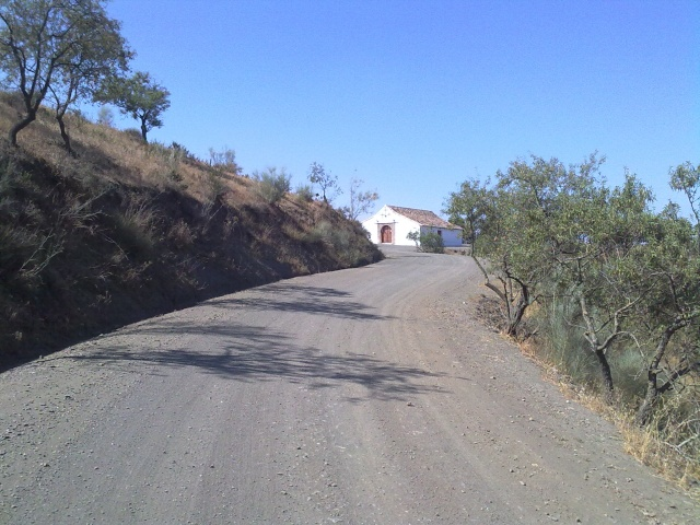 Teatinos-Puerto de la torre-almogia-ermita de las tres cruces 31072028