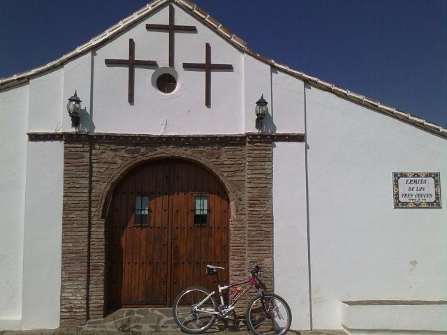 Teatinos-Puerto de la torre-almogia-ermita de las tres cruces 31072030