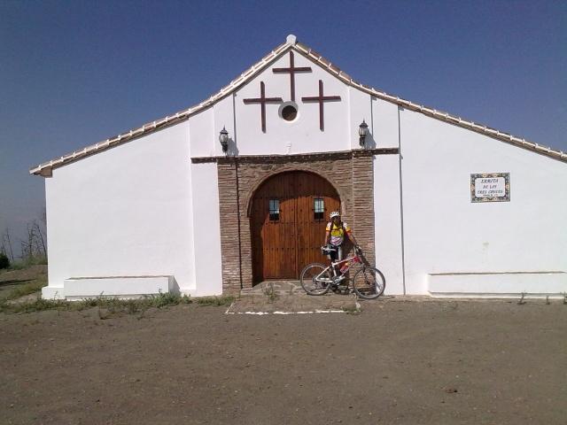 Teatinos-Puerto de la torre-almogia-ermita de las tres cruces 31072031