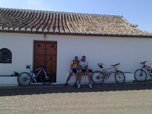 Teatinos-Puerto de la torre-almogia-ermita de las tres cruces 31072034