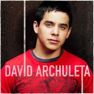 Portada del Primer Disco de David Archuleta! Dacc15