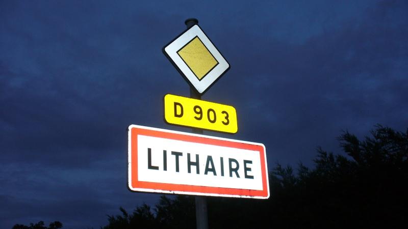 Monument WW2 - Lithaire ( Manche - Normandie ) P1080815