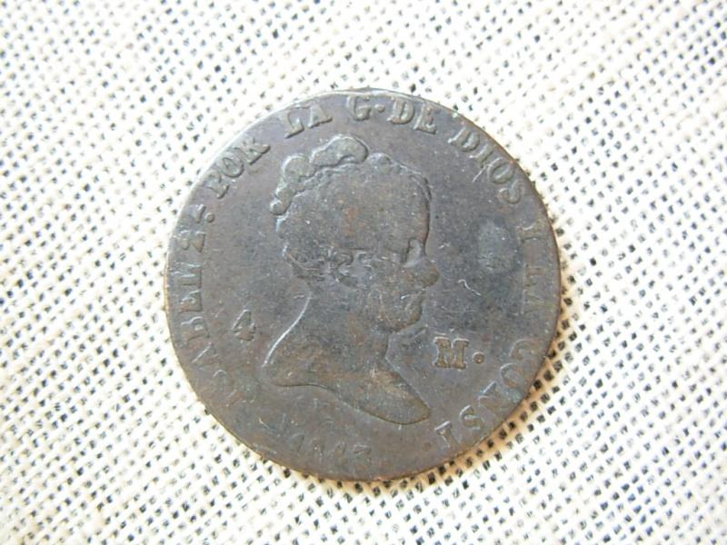 MONEDA RARA 4 MARADEVIES A IDENTIFICAR 184310