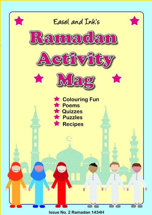 Easel and Ink's Ramadan Magazine 1434H - now released! Ramada15