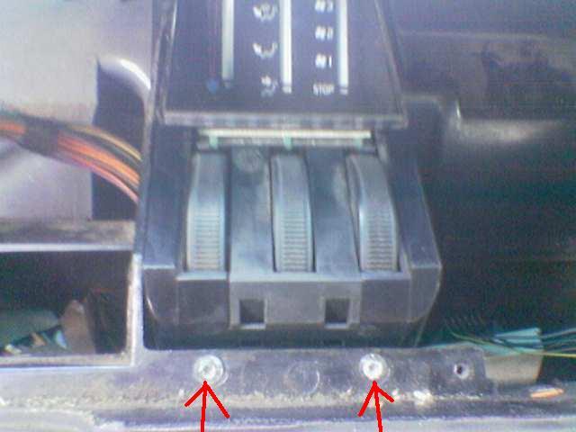 Probleme ralenti à froid R25 GTS Photo323