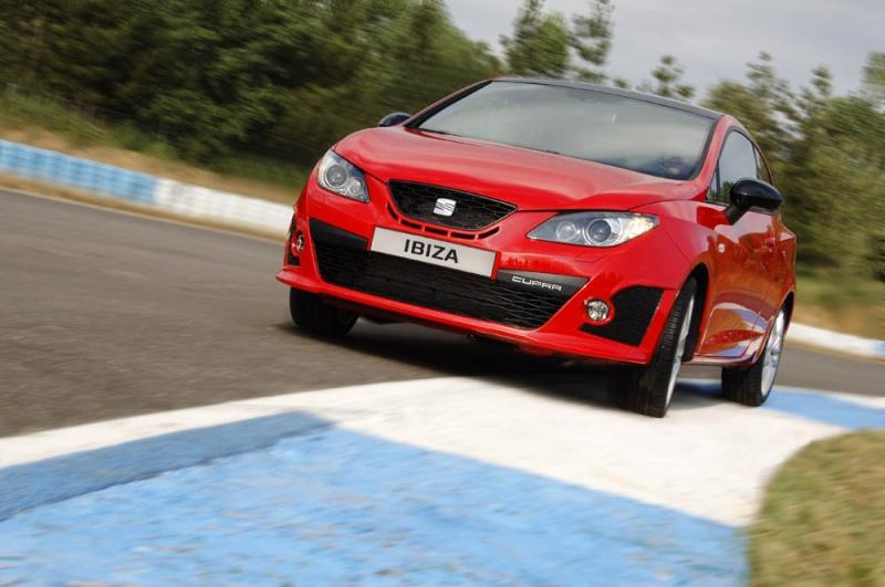 Información y Datos del SEAT Ibiza Cupra (Motor 1.4 TSI con 180 CV!) 2240810