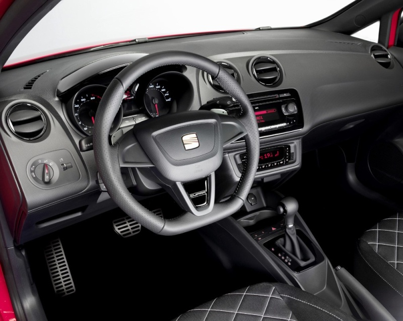 Información y Datos del SEAT Ibiza Cupra (Motor 1.4 TSI con 180 CV!) 2241810