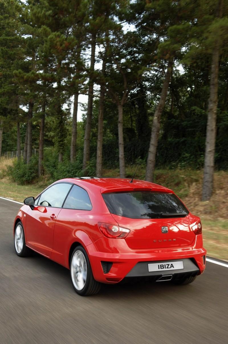 Información y Datos del SEAT Ibiza Cupra (Motor 1.4 TSI con 180 CV!) 2244210