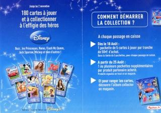 Auchan : cartes à collectionner (Discussion générale > PAS D'ECHANGES) Disney11