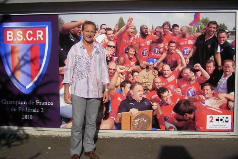 Fédérale 1 - Championnat 2010/2011 Blagna10