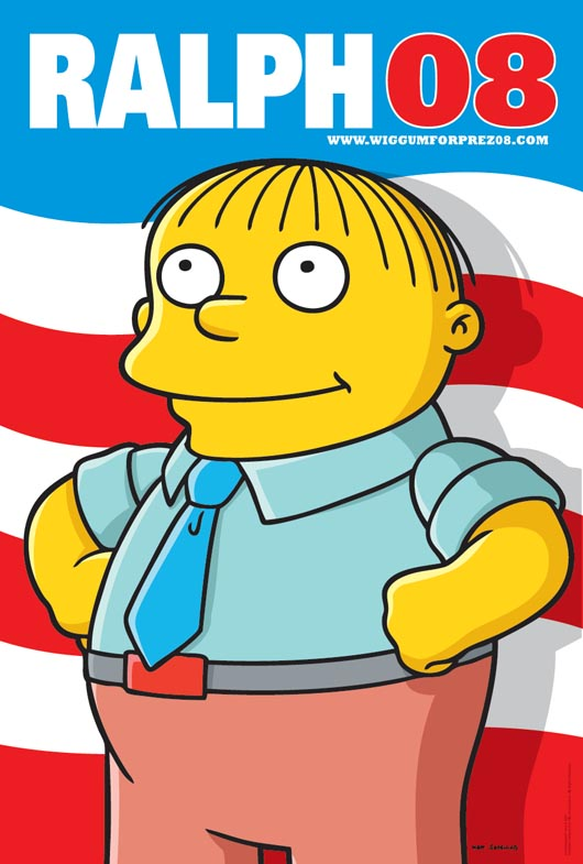 Los Simpsons SEASON 19 Auctnb10
