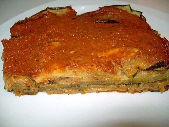 Millefeuille de courgettes Millef10