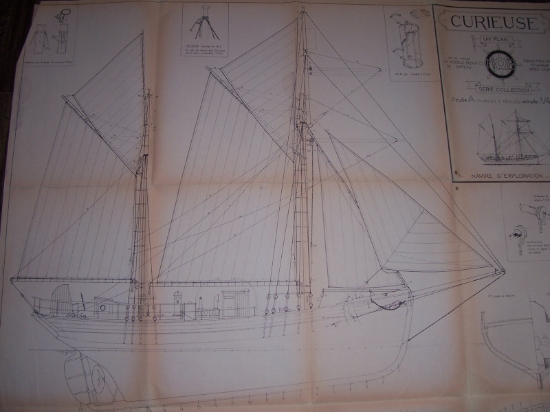 La Curieuse Ketch 1912au 1/20 sur plans  100_2811
