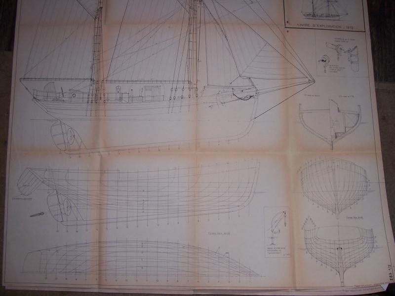 La Curieuse Ketch 1912au 1/20 sur plans  100_2812
