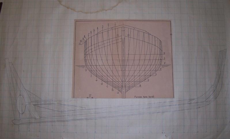 La Curieuse Ketch 1912au 1/20 sur plans  100_2821