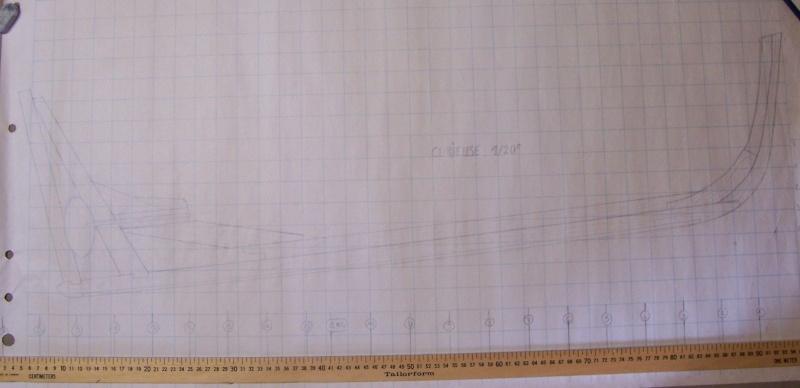 La Curieuse Ketch 1912au 1/20 sur plans  - Page 2 100_2824