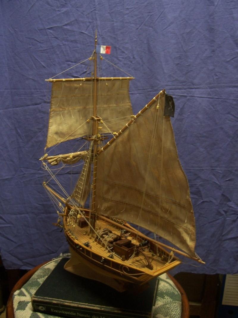Cotre  Pirate  (ex Camaret 1/35e) - Page 21 100_4558