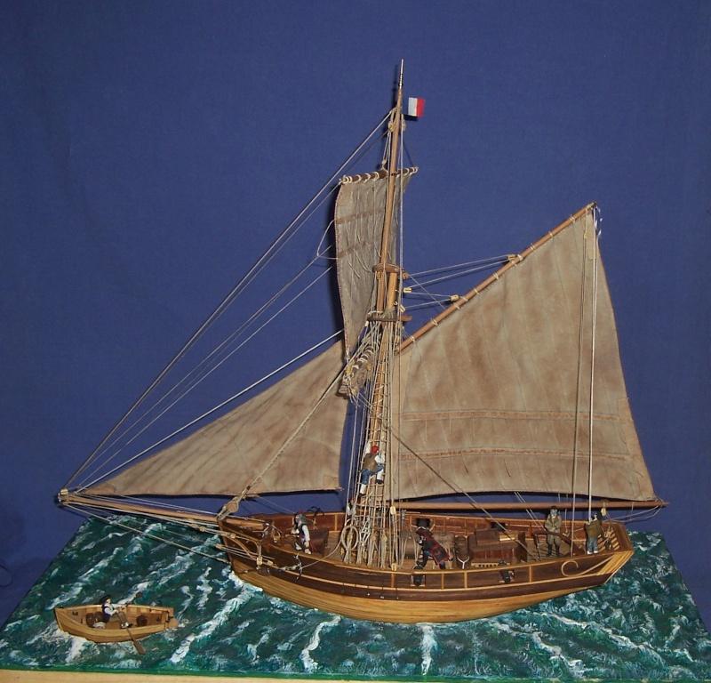Dio : Contrebande en mer d'Iroise (base Camaret 1/35e) de guillemaut CapCoeurdemiel 100_4593