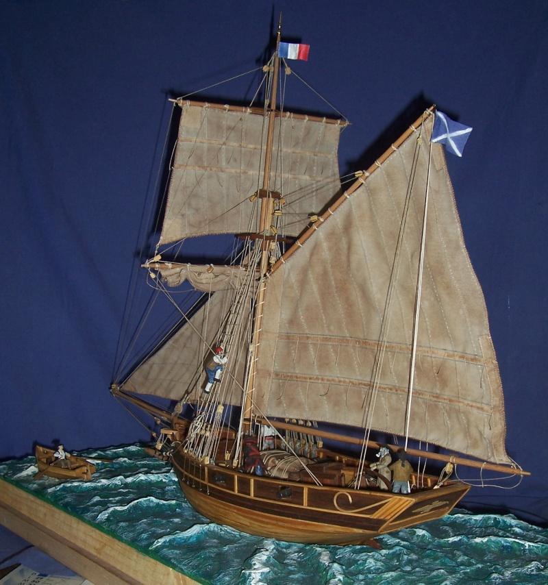 Dio : Contrebande en mer d'Iroise (base Camaret 1/35e) de guillemaut CapCoeurdemiel 100_4594
