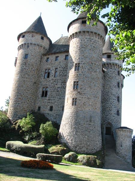 ~~ Seigneurie de Chambeuil en Laveissière ~~