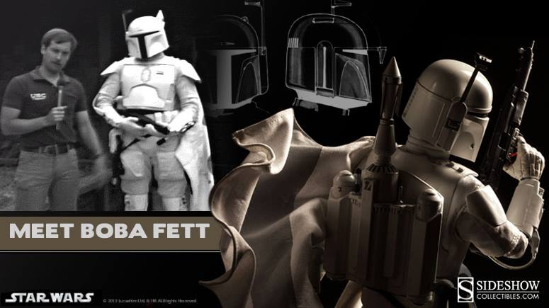 EPV : L'EMPIRE CONTRE-ATTAQUE - BOBA FETT PROTOTYPE ARMOR 10451810