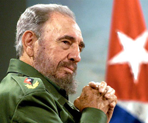 Pay Reparations to Haiti Now says Fidel Castro Fidel-10