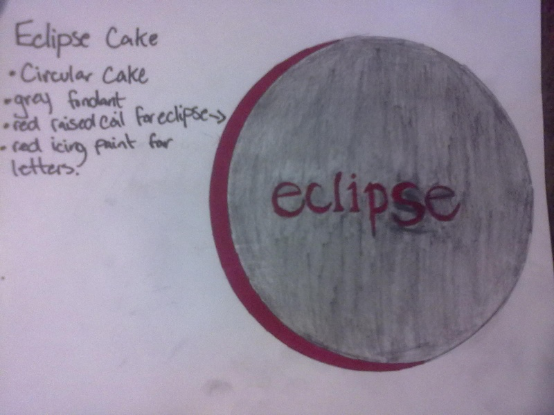 bday cake designs Eclips10