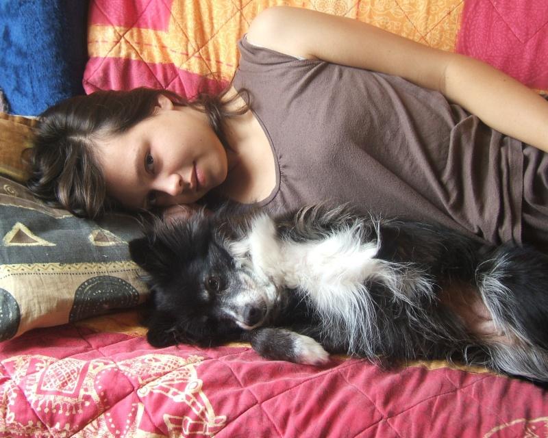 NATACHA (f) croisée papillon, née en 2006, 6 kilos, vient du refuge de Tina (moldavie) - ADOPTEE - Nanado17