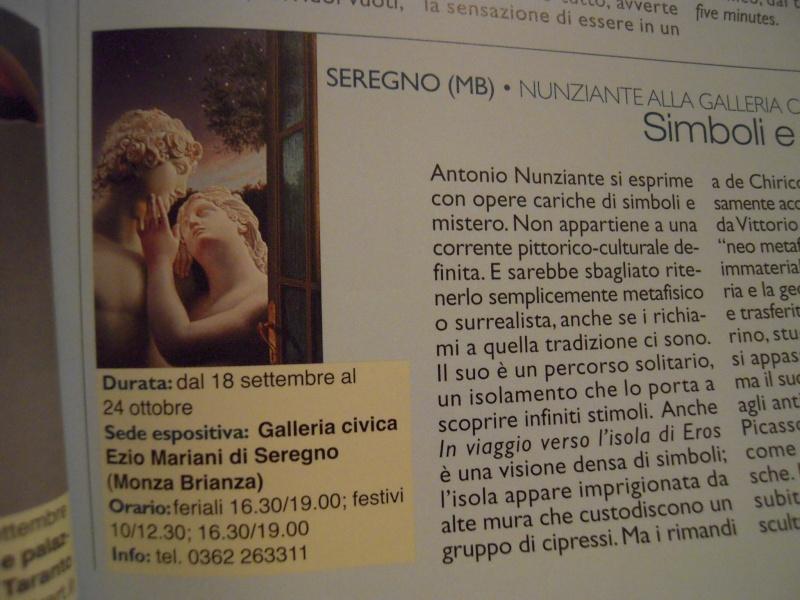 NOTIZIA IN ANTEPRIMA! SETTEMBRE 2010 MOSTRA A SEREGNO Dscn4612