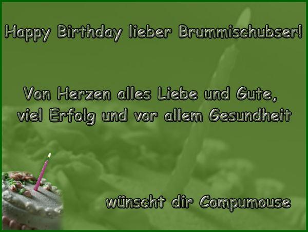 Happy Birthday Brummischubser Geburt10