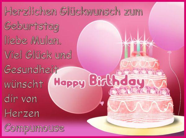 Happy Birthday Mulan Geburt11