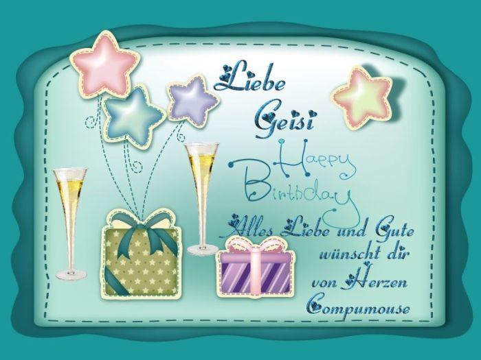Happy Birthday Geisi Geisi210