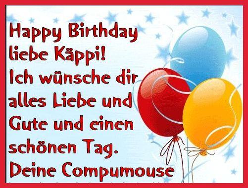 Happy Birthday Tarnkappe Kaeppi10