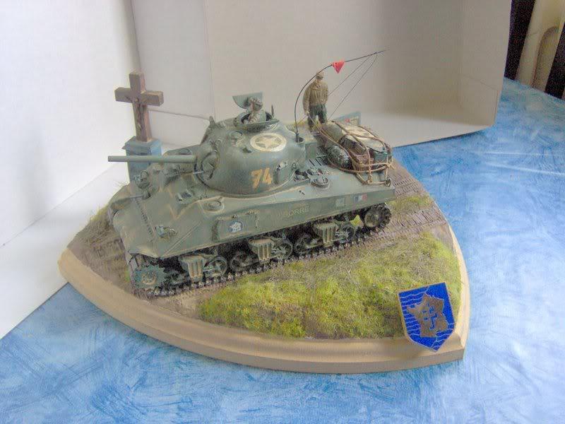 Sherman sous couleurs françaises Sherma10