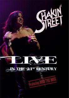 SHAKIN STREET Shakin20