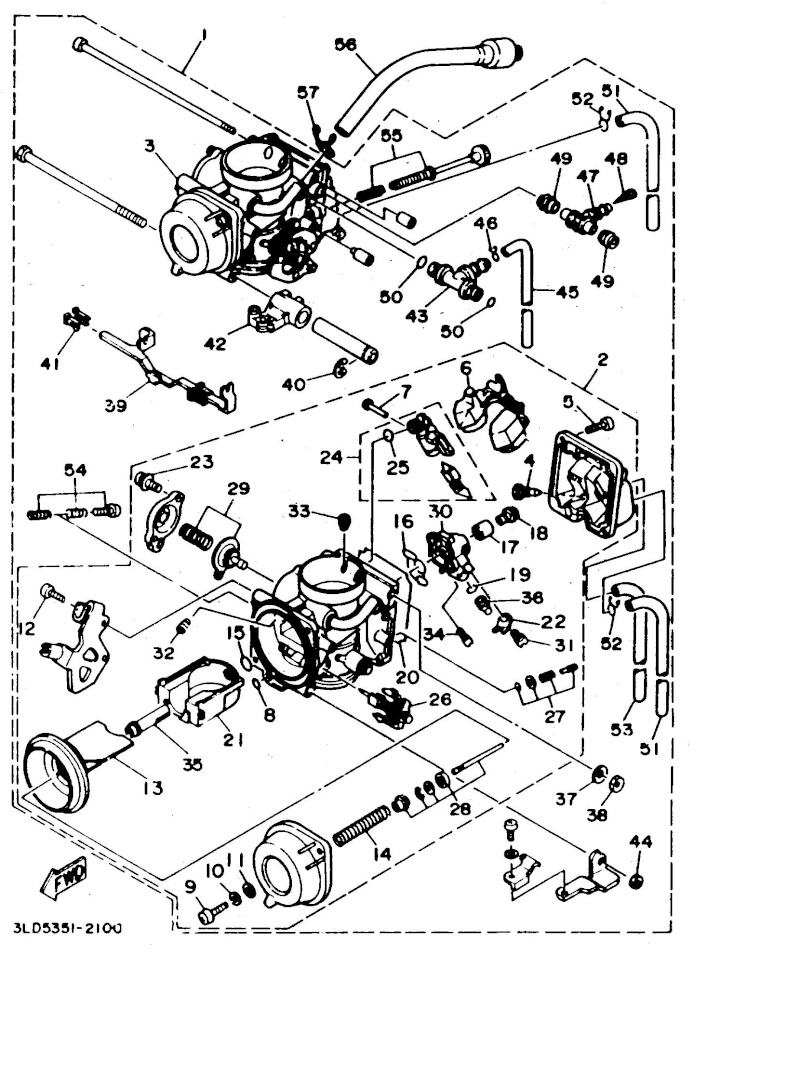 [RESOLU] Moteur qui tourne sur un cylindre Carbus10