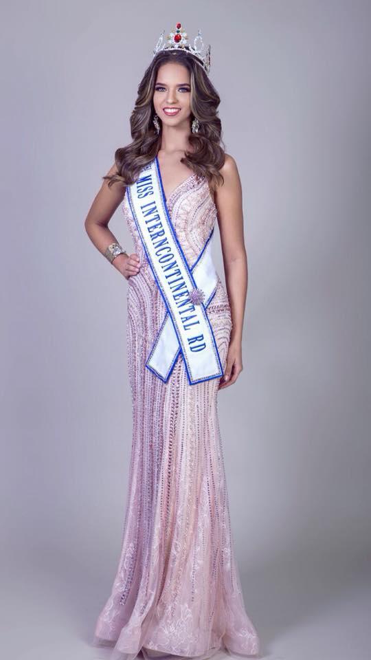 Wilma Antoniazzi (DOMINICAN REPUBLIC 2018) 39871910