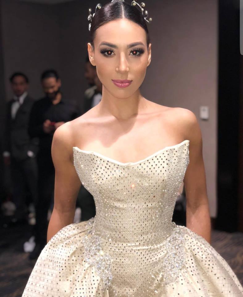 Gabriela Franceschini (DOMINICAN REPUBLIC 2018) ASCENDED 43101710