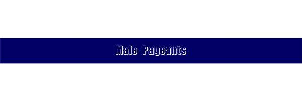 Male Pageants