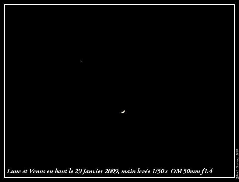 La lune  et Venus par  Courtox 29 et 30 janvier P1292811