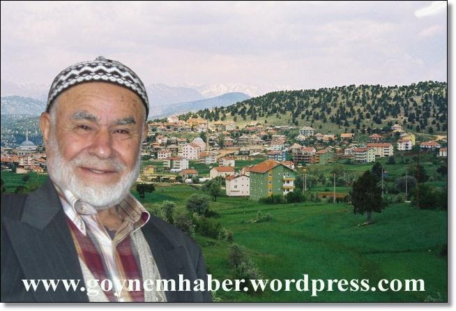 Hacı Mustafa Yakıcı Vefat etmiştir Goynem14