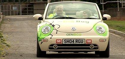 Inventan auto: Bio-Escarabajo que funciona con residuos cloacales!!! D1663110