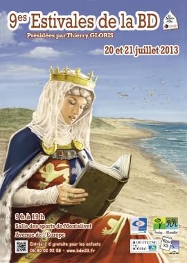 Univers BD - 9ème édition des Estivales de la BD de Montalivet  1a8b3a13