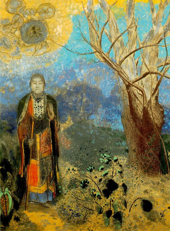 Hermann Hesse et ses romans initiatiques Buddha10