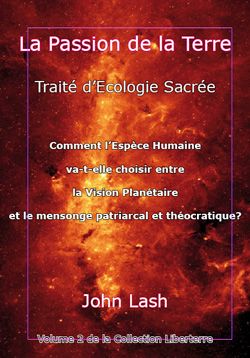 La passion de la terre - John Lash Lash0310