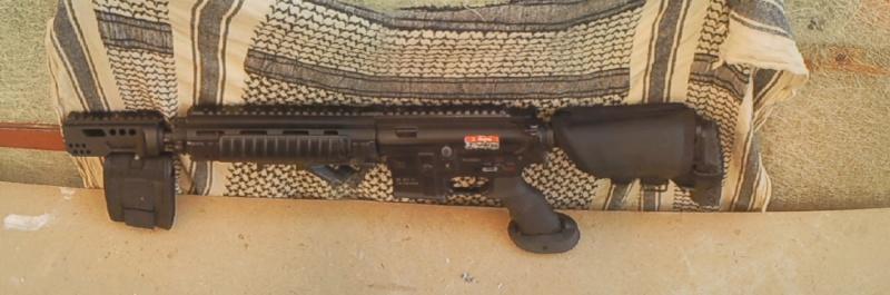 Vendo M700 de gas y HK416 de jingon Foto0311