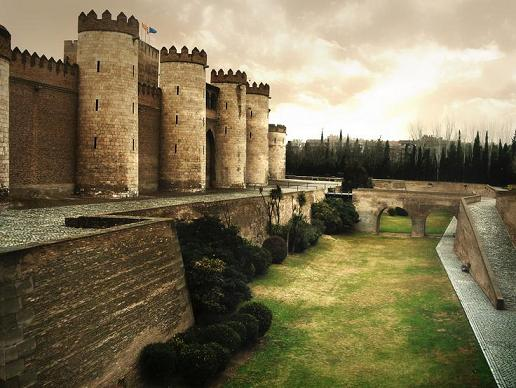 Castillo de Zaragoza