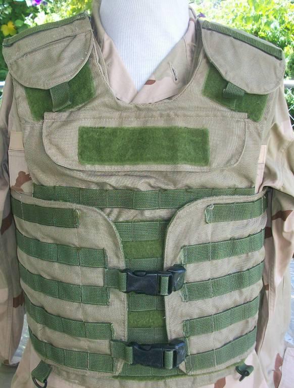 USAF Security Forces RBR Flex 35 Vest 00142