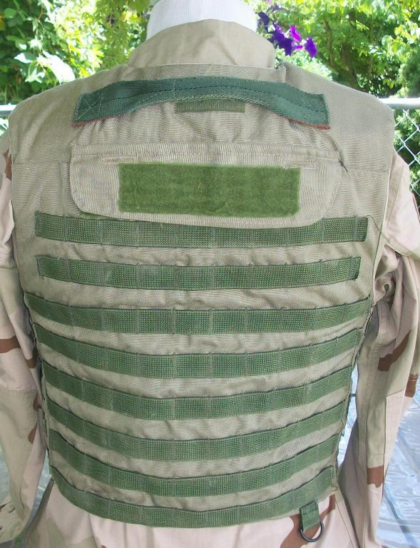USAF Security Forces RBR Flex 35 Vest 00241