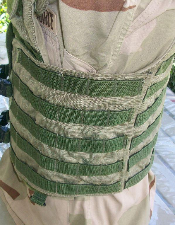 USAF Security Forces RBR Flex 35 Vest 00334